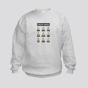 Chicken Moods Sweatshirt